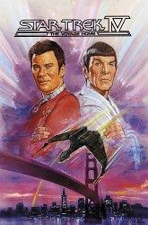 Постер Звездный путь-4: Путешествие домой