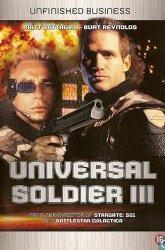 Постер Универсальный солдат-3: Снова в деле