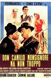 Постер Дон Камилло — монсеньор