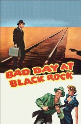 Постер Плохой день в Блэк-Роке