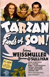 Постер Тарзан находит сына
