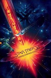 Постер Звездный путь-6: Неоткрытая страна
