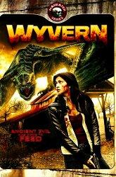 Постер Виверн — крылатый дракон