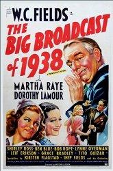 Постер Большое радиовещание в 1938 году