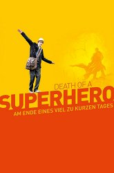 Постер Смерть супергероя