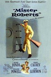 Постер Мистер Робертс