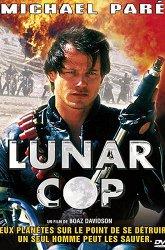 Постер Лунный полицейский