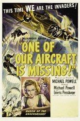 Постер Один из наших самолетов не вернулся на базу