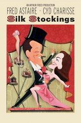 Постер Шелковые чулки