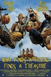 Постер Найдешь друга — найдешь сокровище