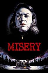 Постер Мизери