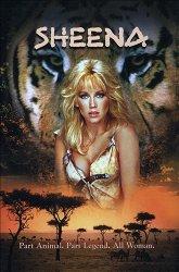 Постер Шина — королева джунглей