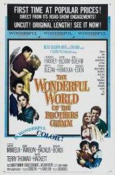 Постер Удивительный мир братьев Гримм