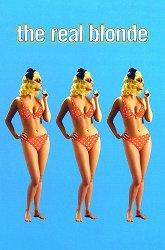 Постер Настоящая блондинка