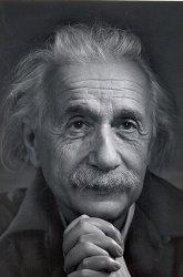 Постер Эйнштейн. Сила света