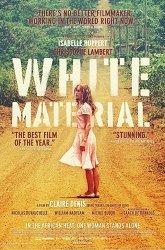 Постер Белый материал