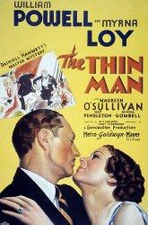 Постер Тонкий человек