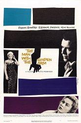 Постер Человек с золотой рукой