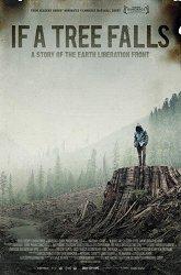 Постер Когда дерево падает: История Фронта освобождения Земли