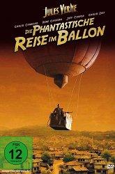 Постер Фантастическое путешествие на воздушном шаре