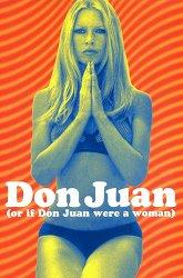 Постер Дон Жуан в юбке