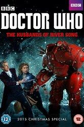 Постер Доктор Кто: Мужья Ривер Сонг