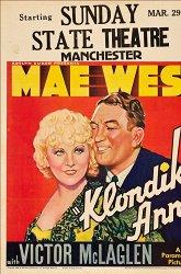 Постер Энни с Клондайка