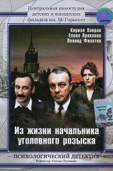 Постер Из жизни начальника уголовного розыска