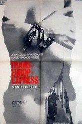 Постер Трансевропейский экспресс