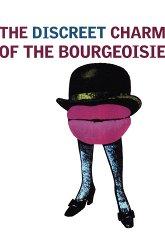 Постер Скромное обаяние буржуазии
