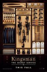 Постер Kingsman: Секретная служба