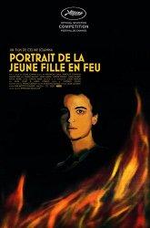 Постер Портрет женщины в огне