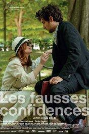 Ложные признания / Les fausses confidences