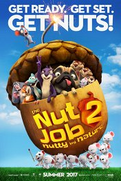 Реальная белка-2 / The Nut Job 2: Nutty by Nature