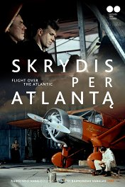 Полет через Атлантический океан / Skrydis per Atlantą