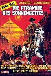 Пирамида сынов Солнца / Die Pyramide des Sonnengottes