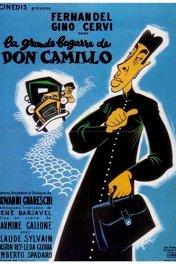 Большая драка дона Камилло / Don Camillo e l'on. Peppone