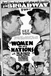 Женщины всех наций / Women of All Nations