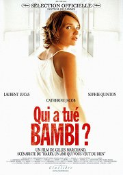 Постер Кто убил Бэмби?