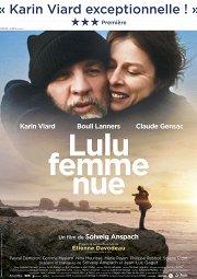 Постер Лулу — обнаженная женщина