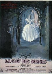 Постер Жюльетта, или Ключ к сновидениям