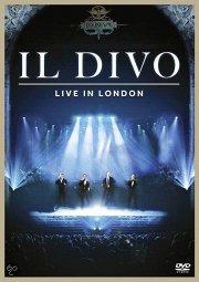 Постер Иль Диво. Концерт в Лондоне