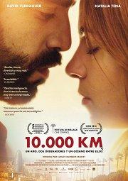 Постер 10 000 км: Любовь на расстоянии