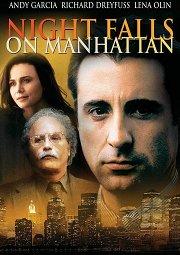 Постер Ночь над Манхэттеном