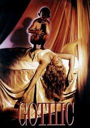 Постер Готика