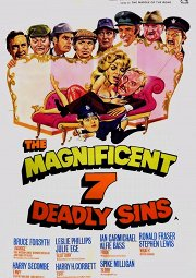Постер Смертные грехи великолепной семерки