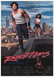 Постер Война на крышах