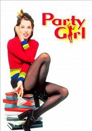 Постер Девушка с вечеринки
