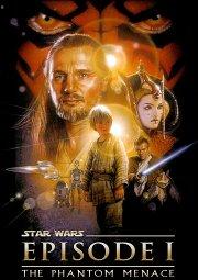 Постер Звездные войны. Эпизод I: Скрытая угроза