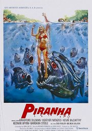 Постер Пираньи